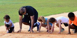 Kids to race