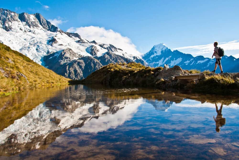 New Zealand Mt. Cook