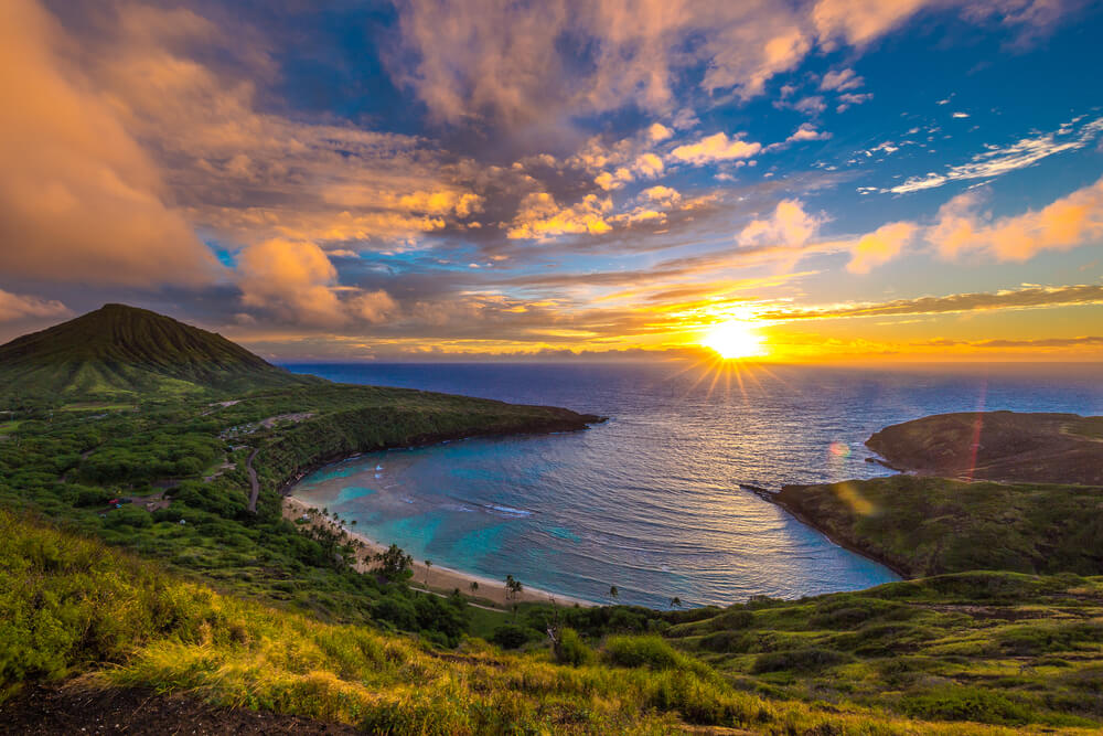 Oahu Bay Hawaii