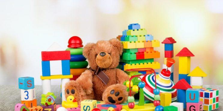 kids toys featuring LEGOs
