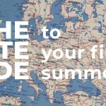 the ulitmate guide to your first college summer