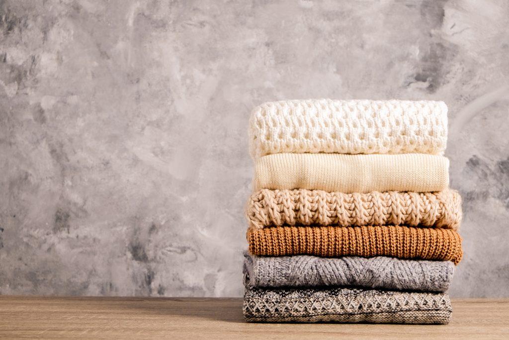 tips for storing seasonal clothing