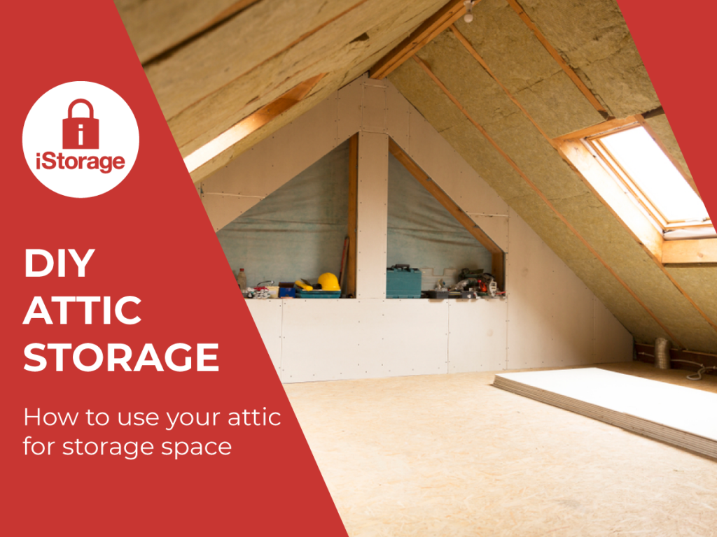 DIY Attic Storage Can My Attic Support a Floor   iStorage