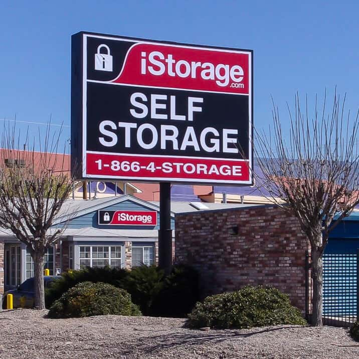 iStorage Albuquerque Self Storage
