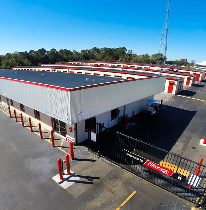 iStorage Winter Park Forsyth Self Storage Facility