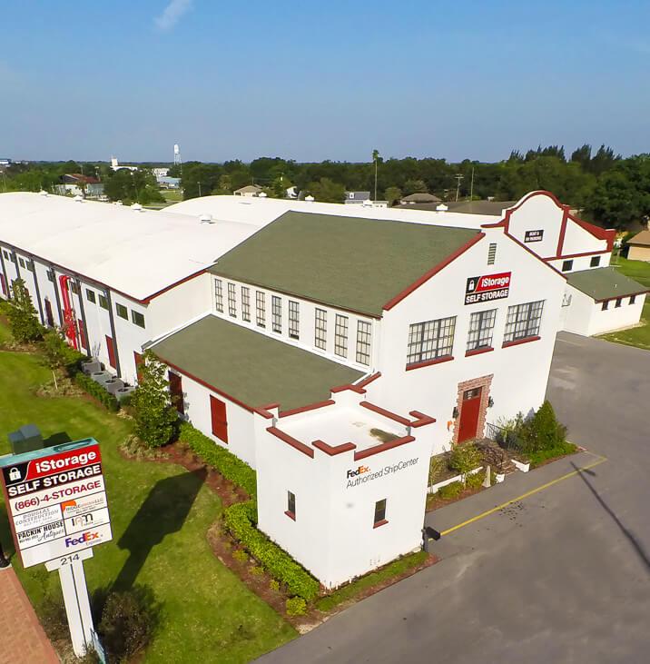 Storage Units In Auburndale Fl At 214 Orange St Istorage