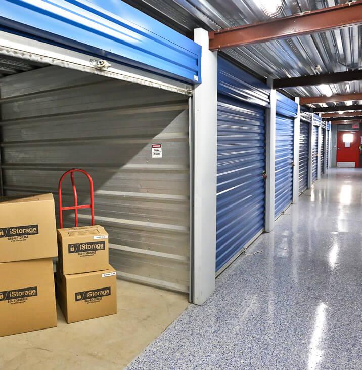 iStorage Burlington Mitchell Indoor Storage & Rent Storage Units @ 555 Mitchell Ave Burlington NJ