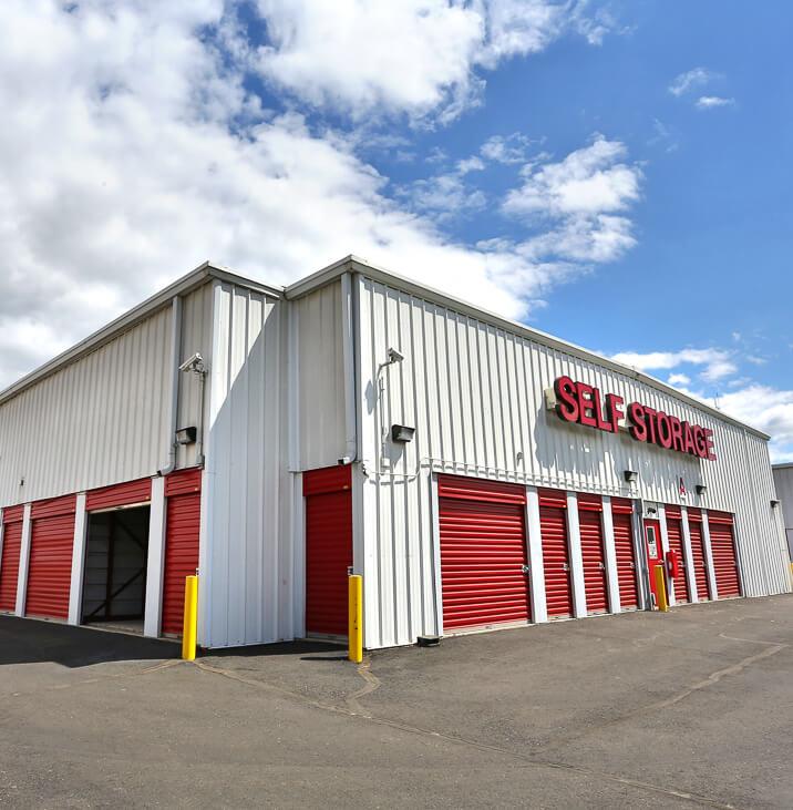 iStorage Burlington Mitchell Self Storage & Rent Storage Units @ 555 Mitchell Ave Burlington NJ