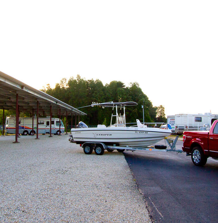 iStorage Kings Bay RV and Boat Parking