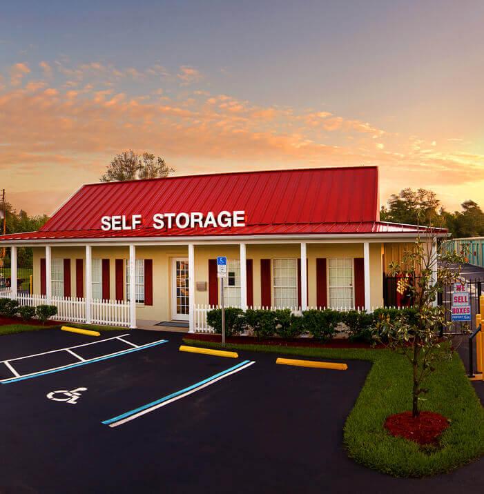 Rent Storage Units 7957 W Gulf To Lake Hwy Crystal River Fl