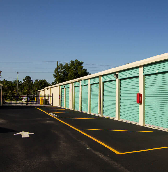 iStorage Kings Bay Storage Building