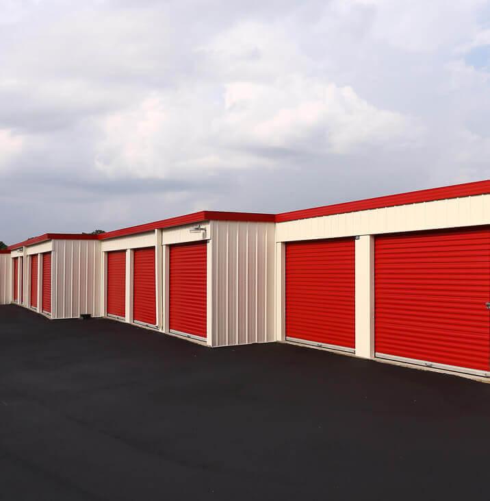 iStorage Decatur 14th St Drive Up Self Storage & Rent Storage Units @ 613 14th St SE Decatur AL