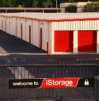 iStorage Decatur 14th St Security Gate