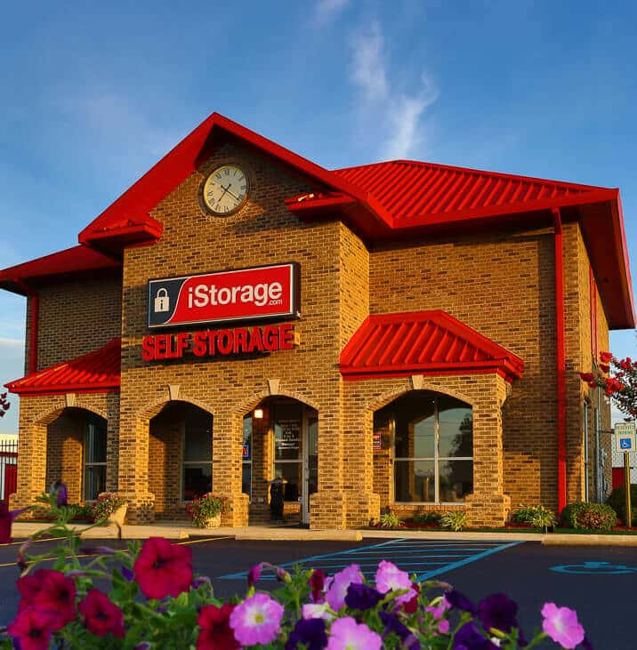 iStorage Decatur 14th St Self Storage Facility & Rent Storage Units @ 613 14th St SE Decatur AL