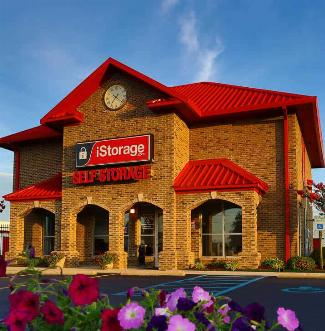 iStorage Decatur 14th Main Office Building
