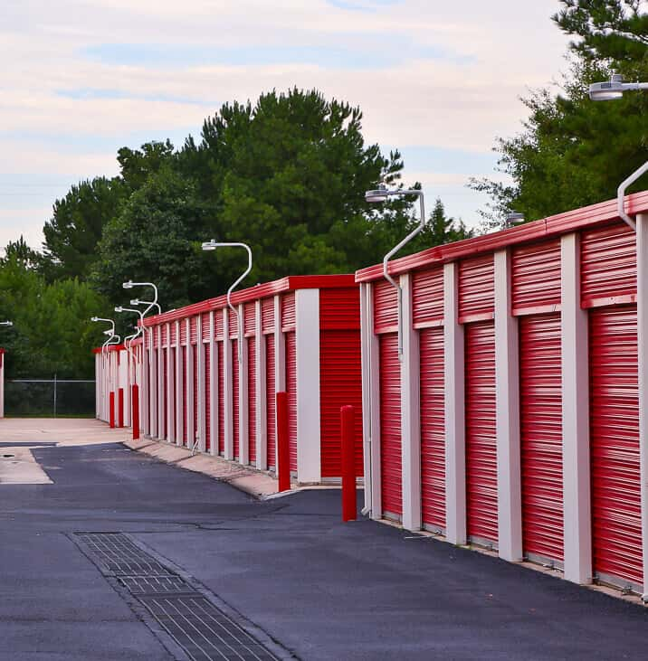 iStorage Decatur Central Parkway Self Storage Units