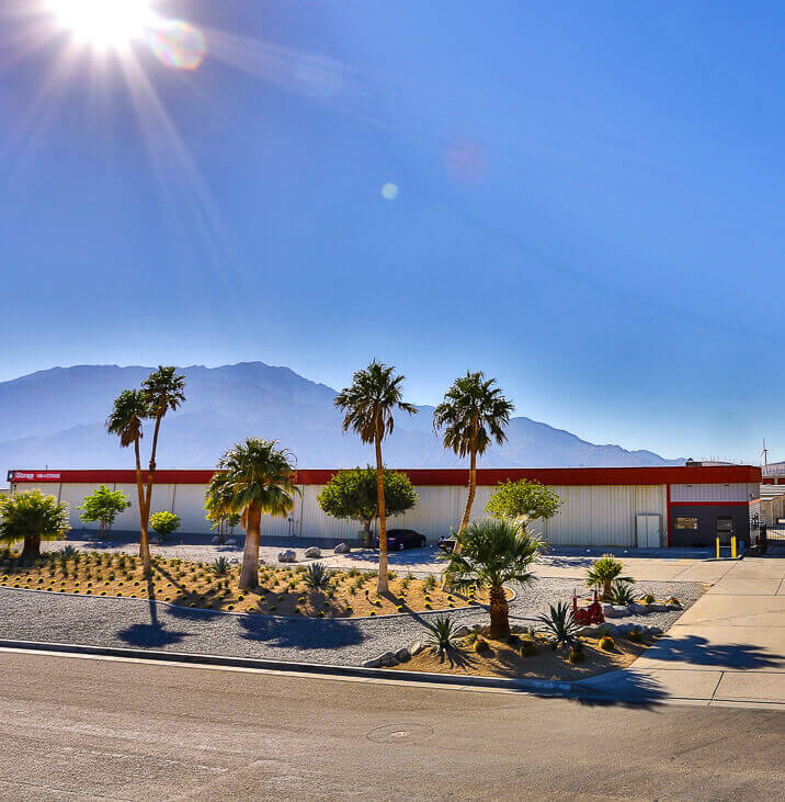 iStorage Desert Hot Springs Self Storage Facility