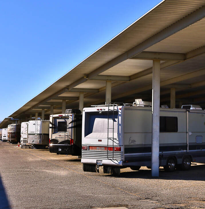 iStorage Desert Hot Springs RV and Boat Parking