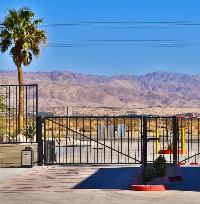 iStorage Desert Hot Springs Security Gate