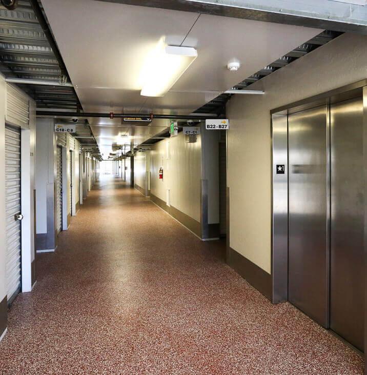 IStorage El Dorado Hills Elevator