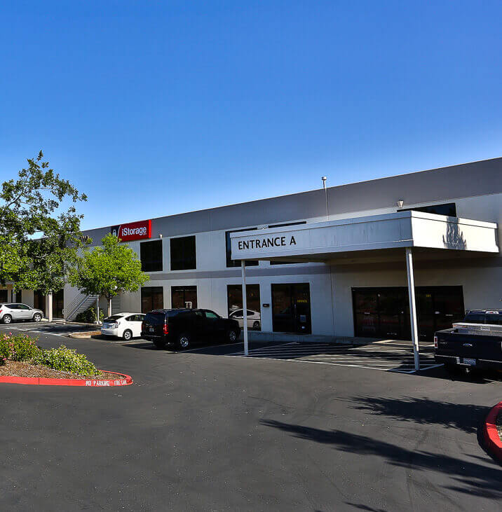 IStorage El Dorado Hills Self Storage Facility