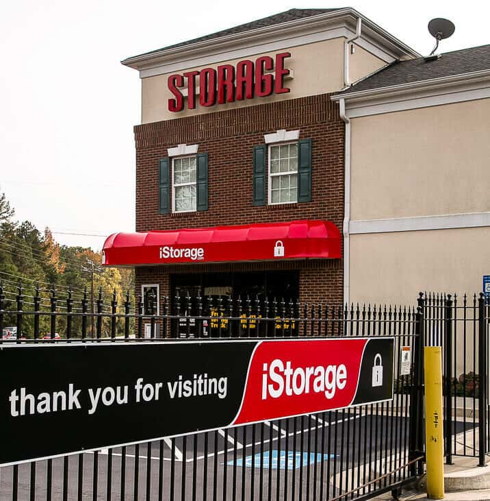 iStorage Rex Gated Entry