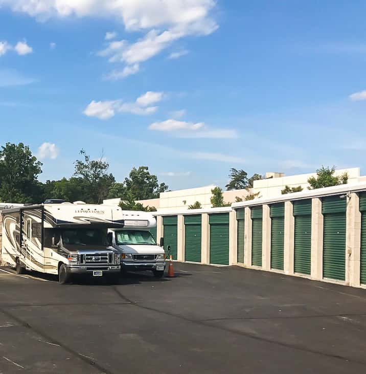 iStorage Gainesville RV and boat storage