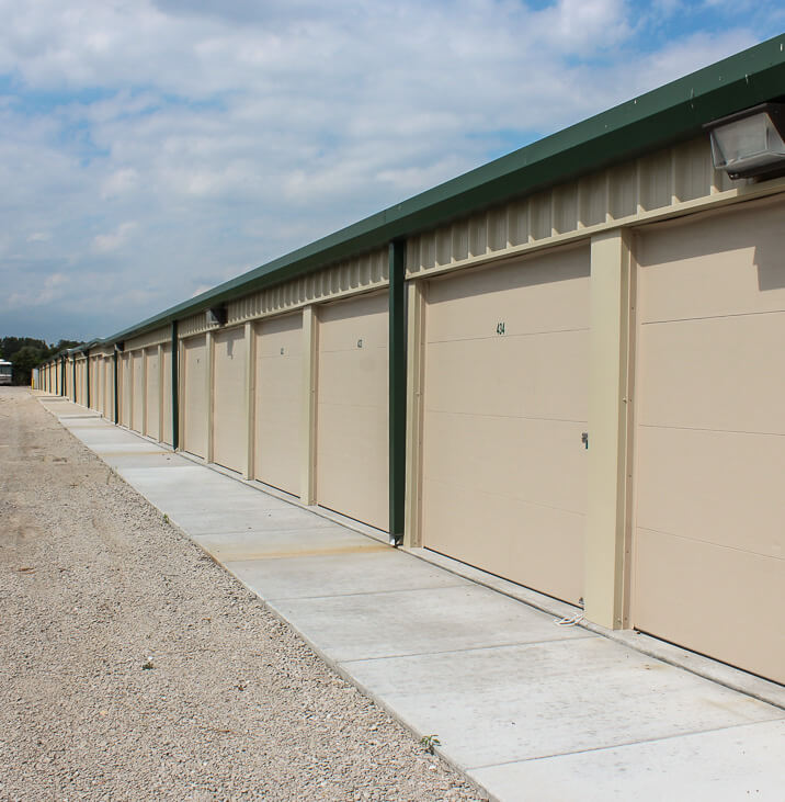 iStorage Granite City Self Storage Units