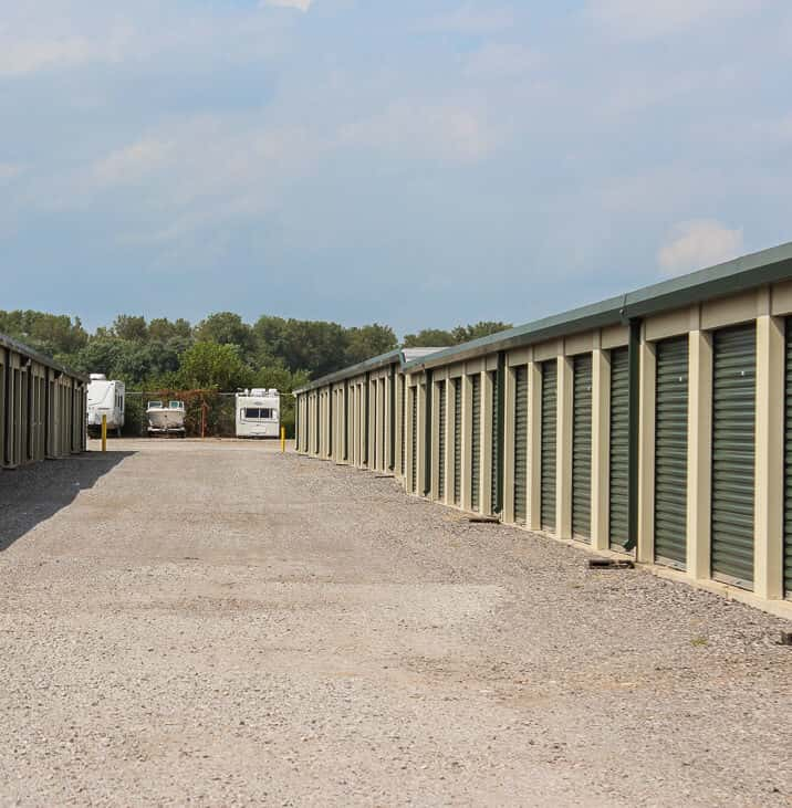 iStorage Granite City Storage Buildings