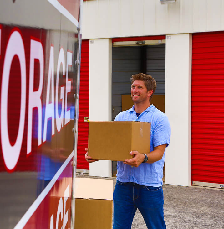 iStorage Hinesville Packing Supplies