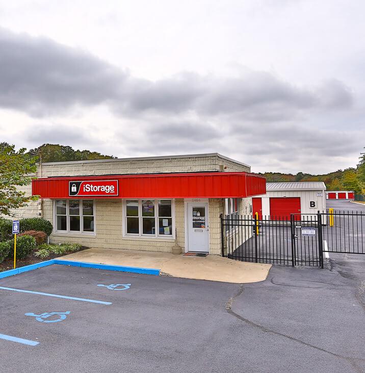 Istorage Howell Self Storage Facility