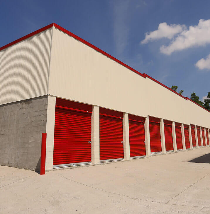 iStorage Huntsville Drive Up Self Storage