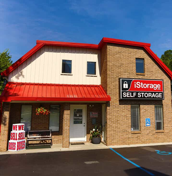 iStorage Huntsville Main Office