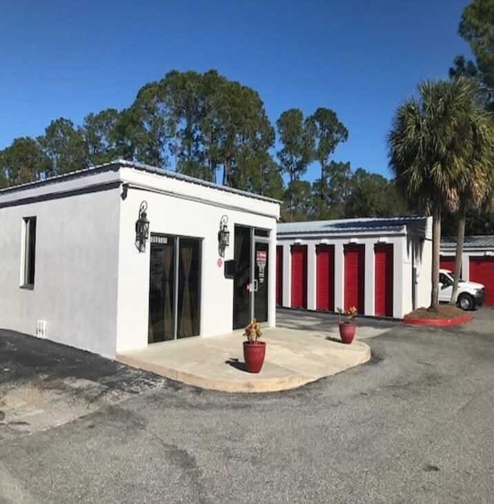 Istorage Jacksonville On San Jose Storage Facility