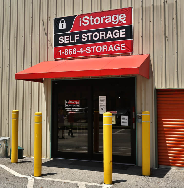 iStorage Mandarin Loretto Front Entry