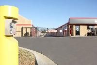 istorage Riverview Security Gate