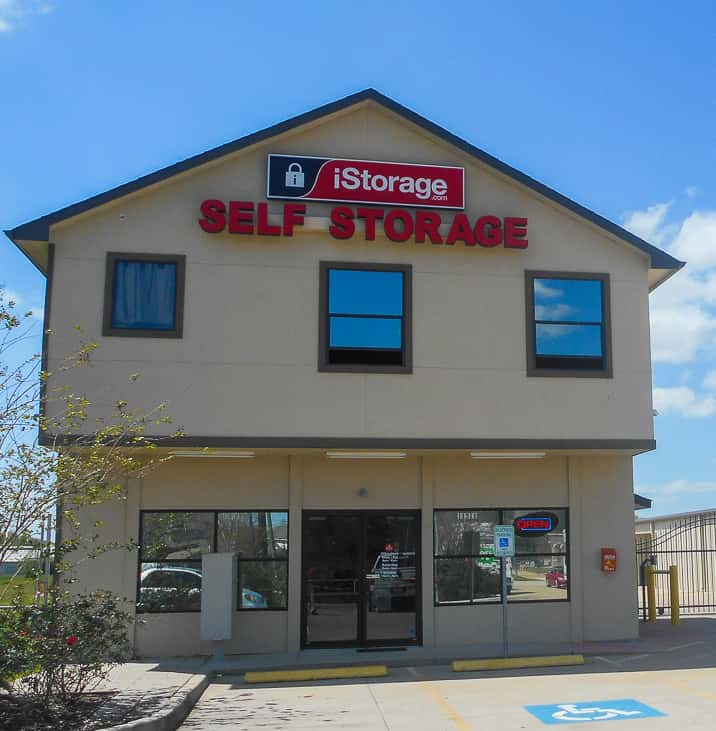iStorage Katy Self Storage Facility