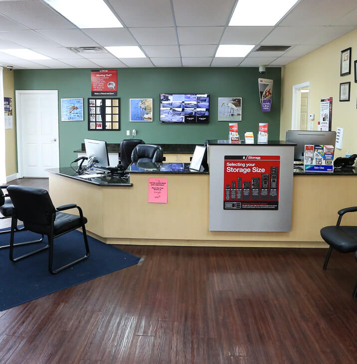 iStorage Titusville Main Office