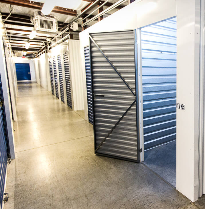 iStorage Titusville Indoor Storage
