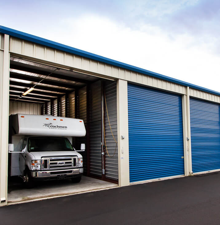 iStorage Titusville Covered RV and Boat Parking