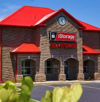 iStorage Laceys Spring Main Office Building