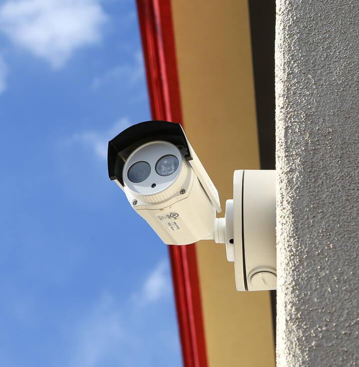 iStorage Spring Security Cameras