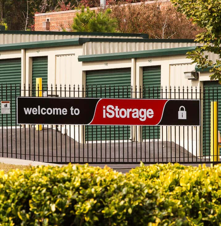 Delicieux IStorage McDonough Gated Entry