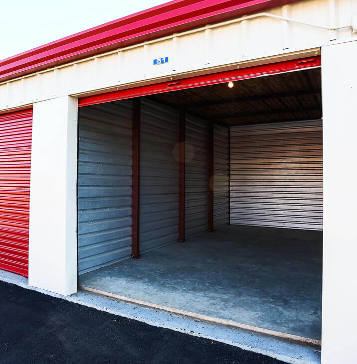 iStorage Mobile Halls Mill Self Storage Units
