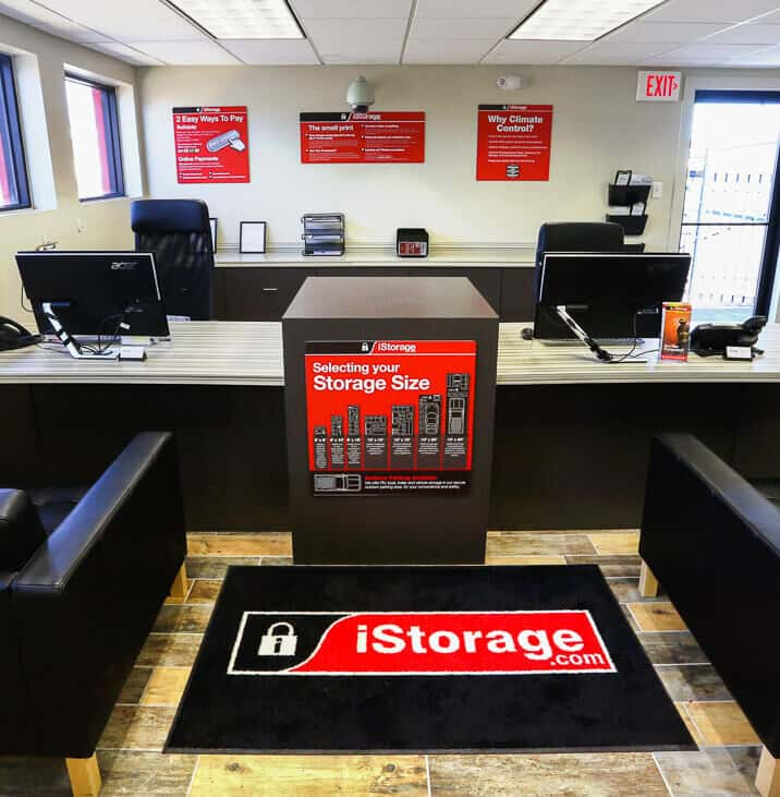 iStorage Mobile Halls Mill Main Office
