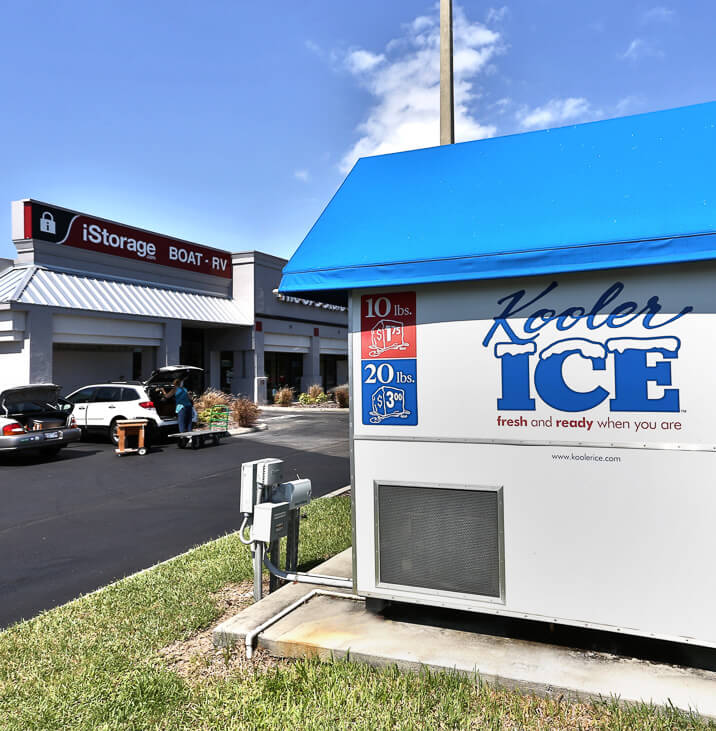 iStorage Seminole ice