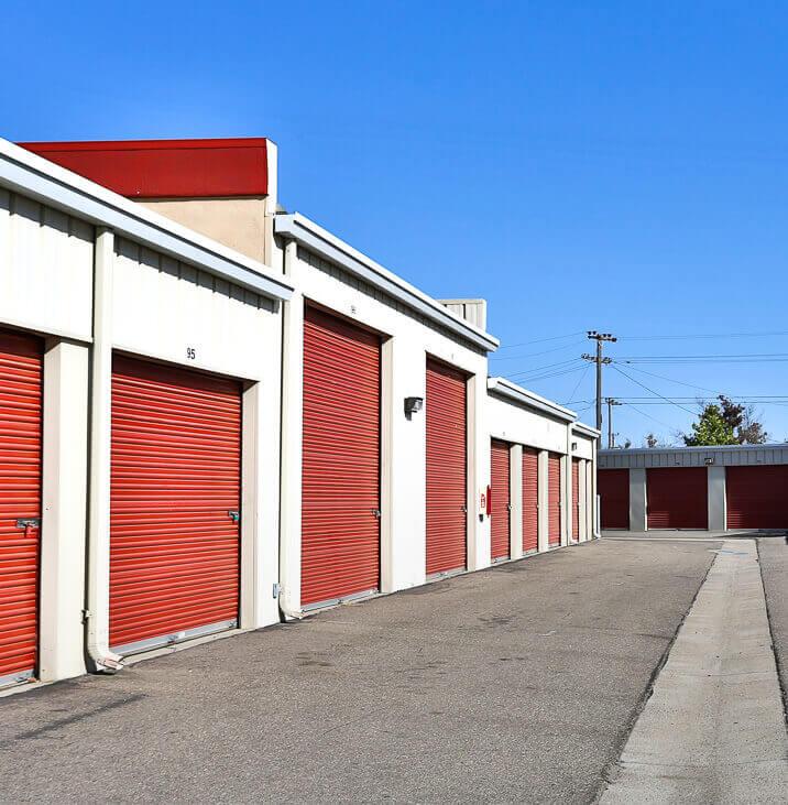 Storage Units In Santa Maria Ca At 1920 Preisker Ln
