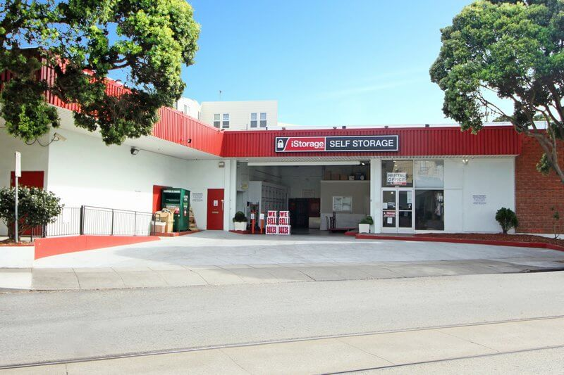 Storage Units In San Francisco Ca At 4050 19th Ave Istorage