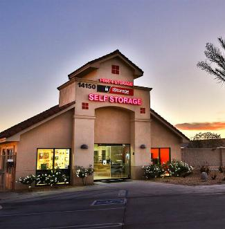 iStorage Moreno Valley Main Office Building