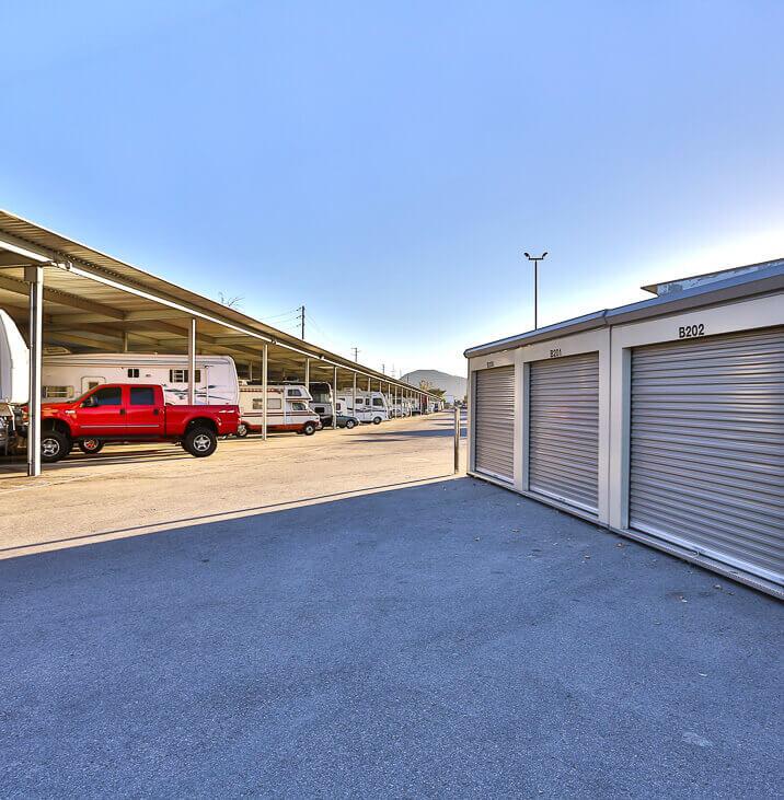 Rent Storage Units 1155 S Tippecanoe San Bernardino